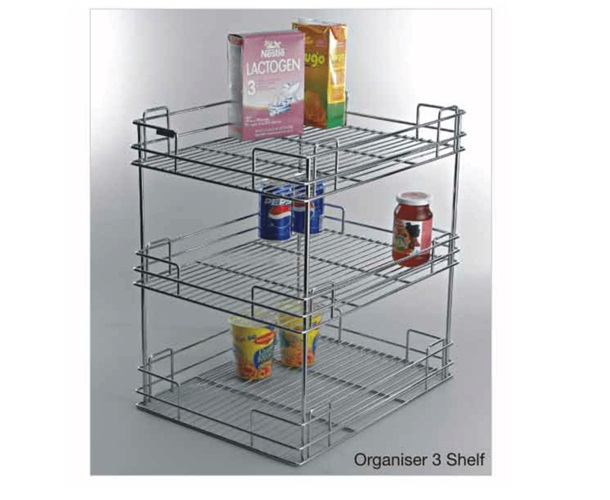 Organiser 3 Shelf